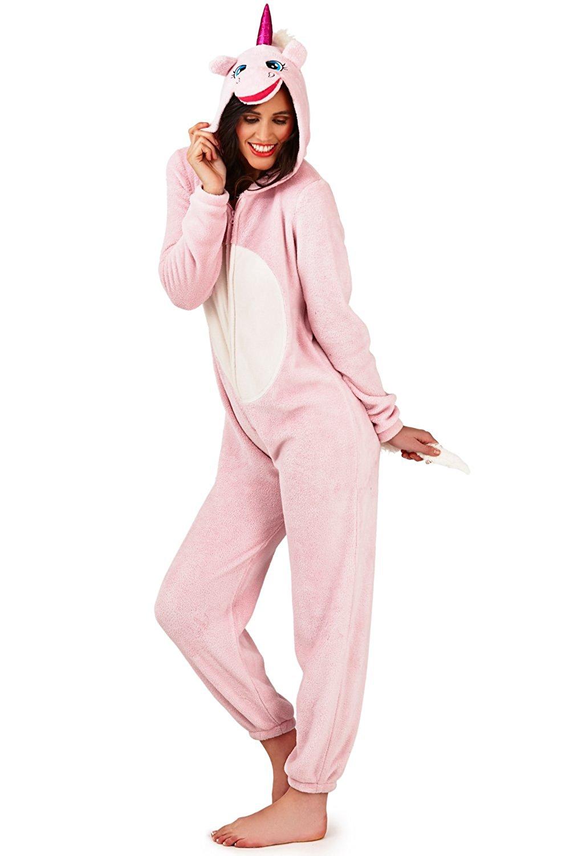 Womens Pink Unicorn Onesie - onesie onesie 04241e060