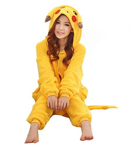 72246ba97bd3 Outdoor Top Winter Warm Flannel Onesie Pajamas Adult Unisex One ...