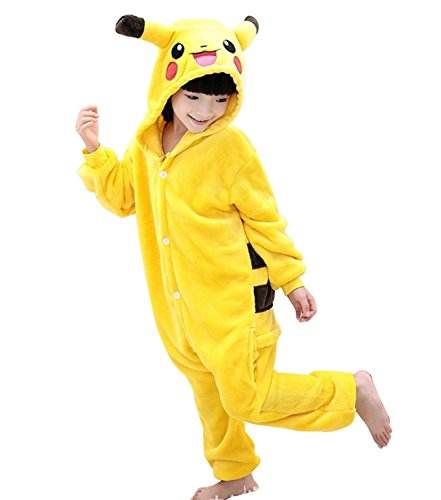 Pikachu kostüm xxl